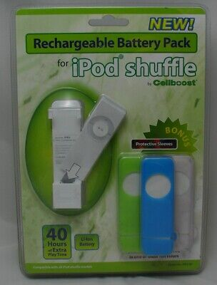 £35.95 • Buy IRecharge, Rechargeable Battery Pack For IPod Shuffle (IPR3-BP) (pp)