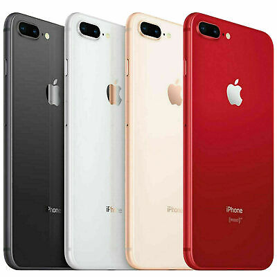 AU373.24 • Buy Apple IPhone 8 Plus 64 And 256GB Gray Silver Gold Unlocked