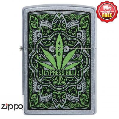 AU48 • Buy Zippo Cypress Hill Street Chrome