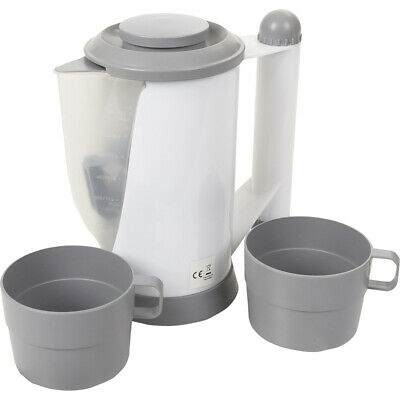 £12.95 • Buy Streetwize Travel Kettle 12V Portable In Car - Includes Cups - Camping