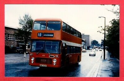 Potteries Bus Photo - PMT 632: KRE632P - 1976 ECW Bristol VR - 10 Stafford • 2.35£