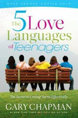 $ CDN5.38 • Buy The 5 Love Languages Of Teenagers: The Secret To Loving Teens - VERY GOOD