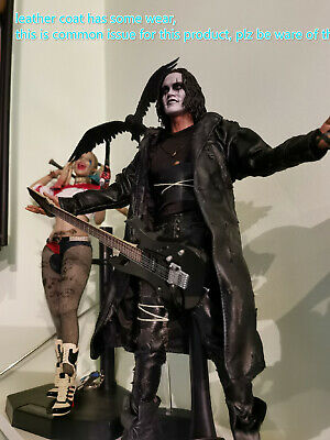 $ CDN372.69 • Buy New Hot Toys 1/6 The Crow Eric Draven MMS210  IN STOCK VIP Ver