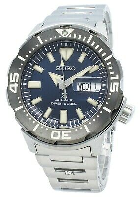$ CDN822 • Buy Seiko Prospex Monster SBDY033 Automatic Japan Made Men's Watch