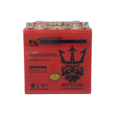 $46.99 • Buy YTX16-BS ATV GEL Battery For SUZUKI LT-A700X King Quad 700C 05-'07 By Neptune