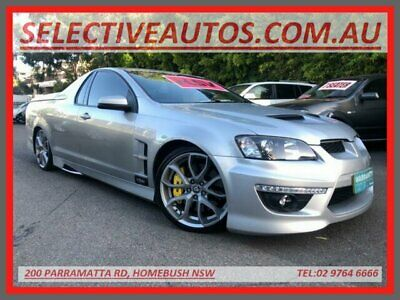 AU29999 • Buy 2007 Holden Special Vehicles Maloo E Series R8 Silver Automatic 6sp A Utility