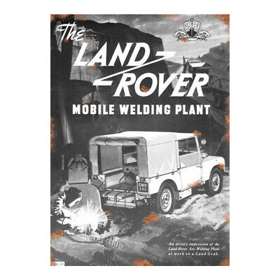 Man Cave Land Rover Metal Vintage Classic Sign Plaque Retro Restoration Shed Old • 4.99£