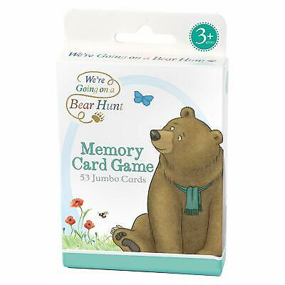 £4.99 • Buy We're Going On A Bear Hunt Memory Card Game NEW