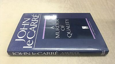 £62.49 • Buy A Murder Of Quality (Lamplighter S.), Le Carré, John, Hodder And