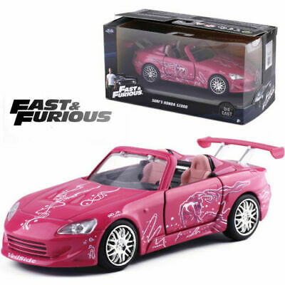 AU24.95 • Buy Jada 1:32 Suki's Honda S2000 Fast And Furious Diecast Model Car Collection Toy