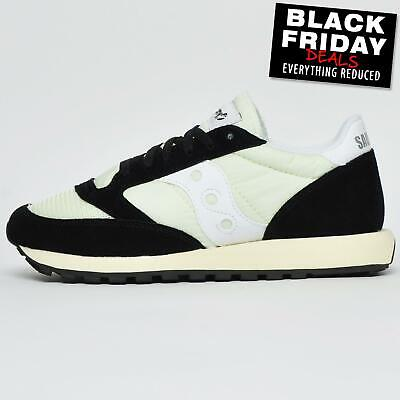 Saucony Jazz Original Vintage Mens Smart Retro Classic Trainers • 49.99£