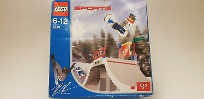 Lego Sports 3536 - Snowboard Big Air Competition - Still In The Unopened Box • 90£