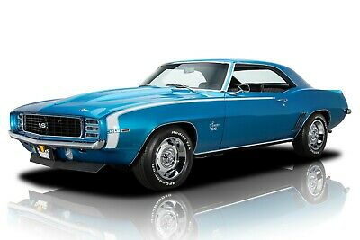 $17.09 • Buy 1969 Chevrolet Camaro RS SS(  Blue ) 24 X 36   Poster