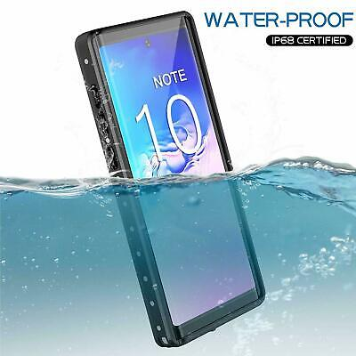 AU26.99 • Buy For Samsung Galaxy S10 S9 S8 Plus360 Full Body Waterproof Shockproof Case Cover