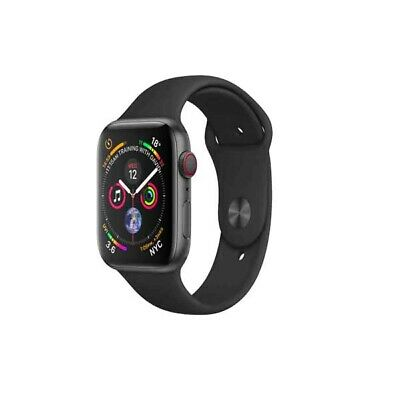 $ CDN429.99 • Buy Apple Iwatch Series 4 (GPS+CELL.) 44 Mm Space Grey With Warranty From Us