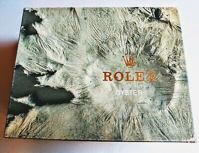 $ CDN145.51 • Buy Late 80s Early 90s Rolex Moonscape Boxes 11.00.01 Inner And Outer. Box Only.