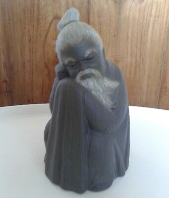 £45 • Buy Lladro SHORT CHINESE Statue #12057 1974 Jose' Roig --Excellent Condition!
