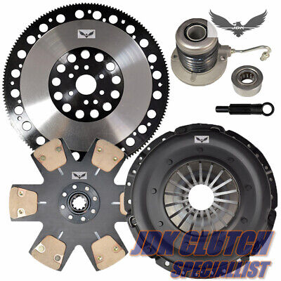 $284.11 • Buy JD STAGE 4 TRACK CLUTCH KIT & FLYWHEEL For 2005-2010 FORD MUSTANG GT 4.6L V8