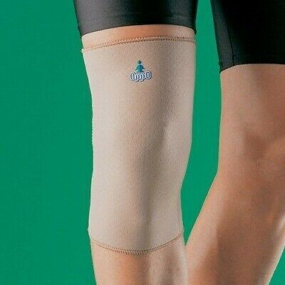Closed Knee Support Brace Knee Pain Runners Knee Injury Oppo 1022 Support (XL) • 11.50£