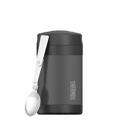 AU33.99 • Buy New Thermos Funtainer S/Steel Vacuum Insulated Food Jar With Spoon 470ml Save