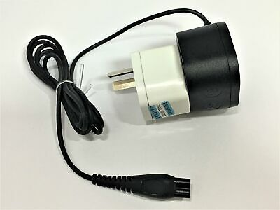 AU14.99 • Buy AU 2 Pin Shaver Adapter Charger For Philips BT9280 BT9285 BT9295 BT9290 BT5265