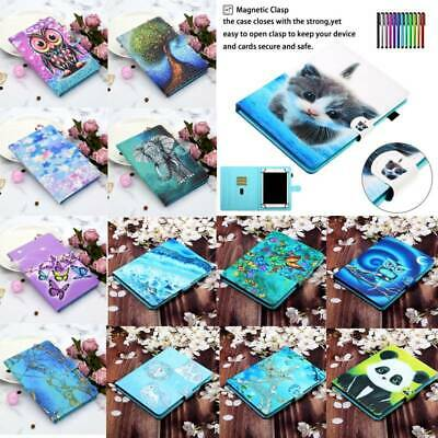 AU16.82 • Buy Universal PU Leather Case Cover For Samsung Galaxy Tab S4 10.5 S3 9.7 A 10.1