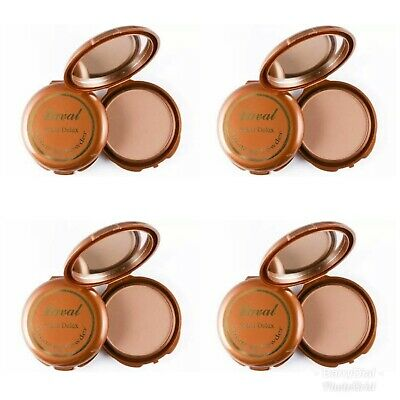 Laval Salon Deluxe Bronzing Powder Compact (4 Items) • 9.99£
