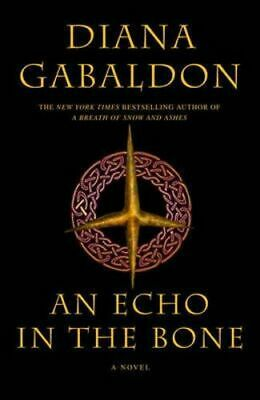 AU55.80 • Buy NEW An Echo In The Bone (vol 7 Of The Outlander Series) (USA EDITION) By Diana G