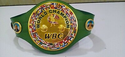 $ CDN195.91 • Buy WBC Boxing Championship Belt Adult Size Replica Without Case