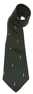 £13.14 • Buy 42 Commando Royal Marines Woven Motif Uk Made Official Military Tie