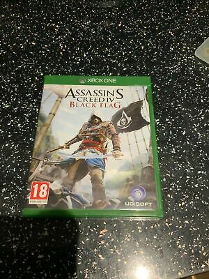Excellent  Condition ( Assassins Creed Black Flag )  Brilliant  Xbox One  Game • 3.41£