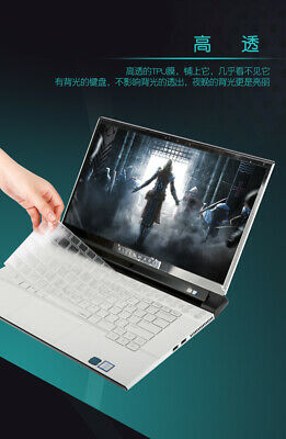 $ CDN8.90 • Buy Laptop Clear Transparent Tpu Keyboard Cover For 2019 Alienware M15 R2 2nd 15.6