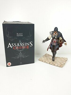 Assassins Creed II Black Edition Boxed Figurine Only Ezio  • 39.99£