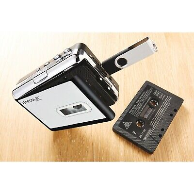 £29.95 • Buy Neostar Cassette Tapes To MP3 Converter Adapter Capture Audio Music Player USB