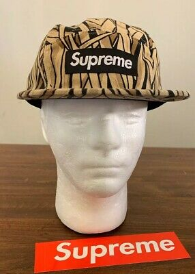 $ CDN112.97 • Buy Supreme Field Camp Cap Camo Os, Ss20 Week 2 (in Hand) Authentic, Brand New