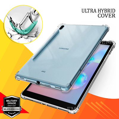 AU18.99 • Buy For Samsung Galaxy Tab S6 10.5  T860 T865 Clear Shockproof Heavy Duty Case Cover