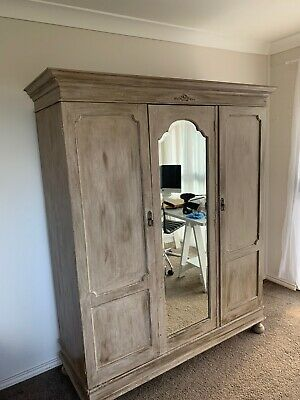 AU250 • Buy Antique Furniture Wardrobe
