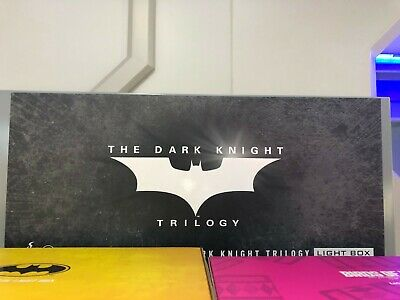 $ CDN293.97 • Buy Hot Toys USB Batman The Dark Knight Trilogy Light Box