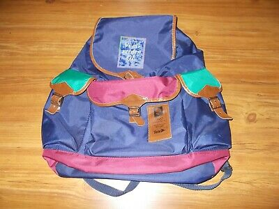 LILLEHAMMER WINTER OLYMPICS 1994 SMALL BACKPACK Birkebeiner Lauget Norway • 7.77£