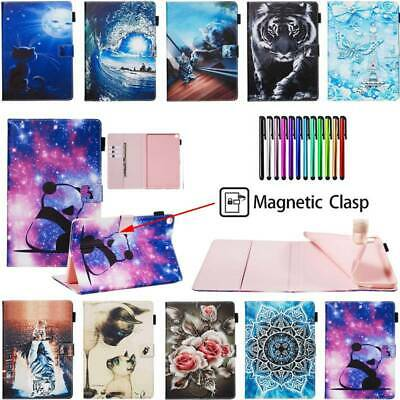 AU18.59 • Buy PU Leather Shockproof Case Cover For Samsung Galaxy Tab A S5e E 8.0 10.1 10.5