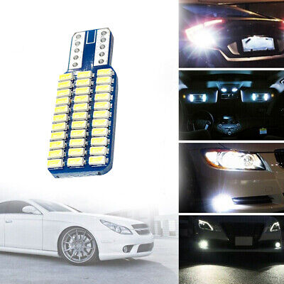 $ CDN1.44 • Buy 1x White T10 192 194 168 W5W 30SMD LED Canbus Car SUV Door Light Width Lamp Bulb