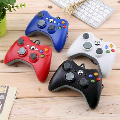 AU20.79 • Buy Ergonomics USB Wired Gamepad Controller For Microsoft Xbox 360 /PC Universal New