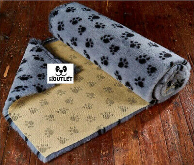 £18.99 • Buy Professional Quality Vet Bed / Bedding NON SLIP Pet Whelping Dog Puppy