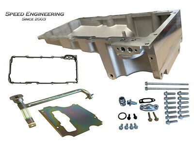 AU330.50 • Buy Speed Engineering LS Swap Conversion Oil Pan (LS1, LS2, LS3, LS6)