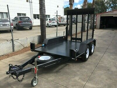 AU7610 • Buy 9x5 2.8T Gross Plant Tandem Trailer