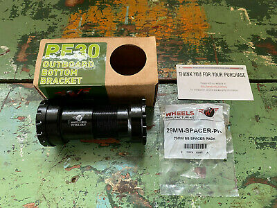 Wheels Manufacturing PF30A To DUB Bottom Bracket For Cannondale Systemsix - New • 69.95£