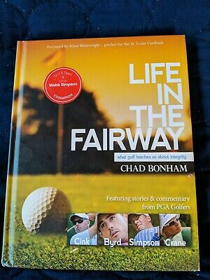 £53.88 • Buy Life In The Fairway SIGNED By Adam Wainwright AUTOGRAPHED St. Louis Cardinals