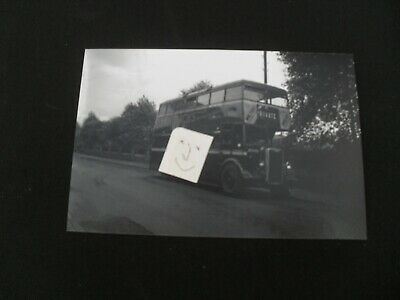 BUS PHOTO POTTERIES MOTOR TRACTION JEH 480 STOKE On TRENT • 0.99£
