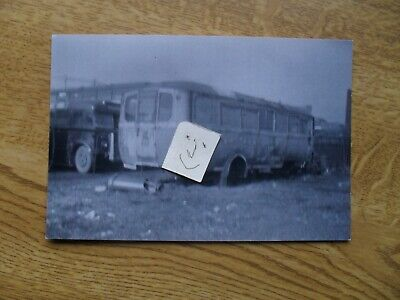BUS  PHOTO  POTTERIES MOTOR TRACTION VT 6157 STOKE N TRENT  • 0.99£