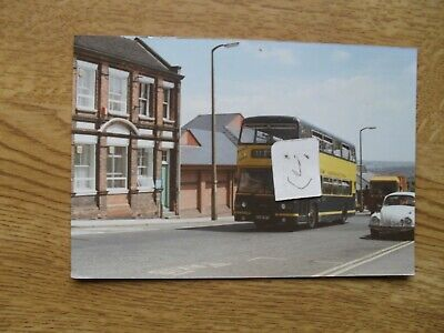 BUS PHOTO  POTTERIES MOTOR TRACTION A736 GFA STOKE On TRENT • 0.99£